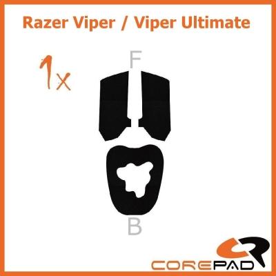 Corepad Rough Grips Razer Viper / Razer Viper 8KHz / Razer Viper Ultimate