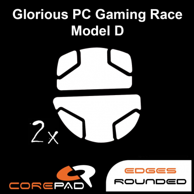 Corepad Skatez Glorious PC Gaming Race Model D