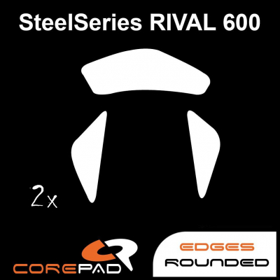 Corepad Skatez SteelSeries Rival 600 / Rival 650