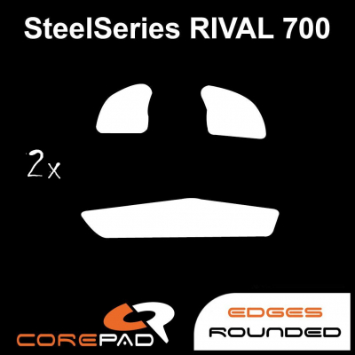 Corepad Skatez SteelSeries Rival 700 / Rival 710