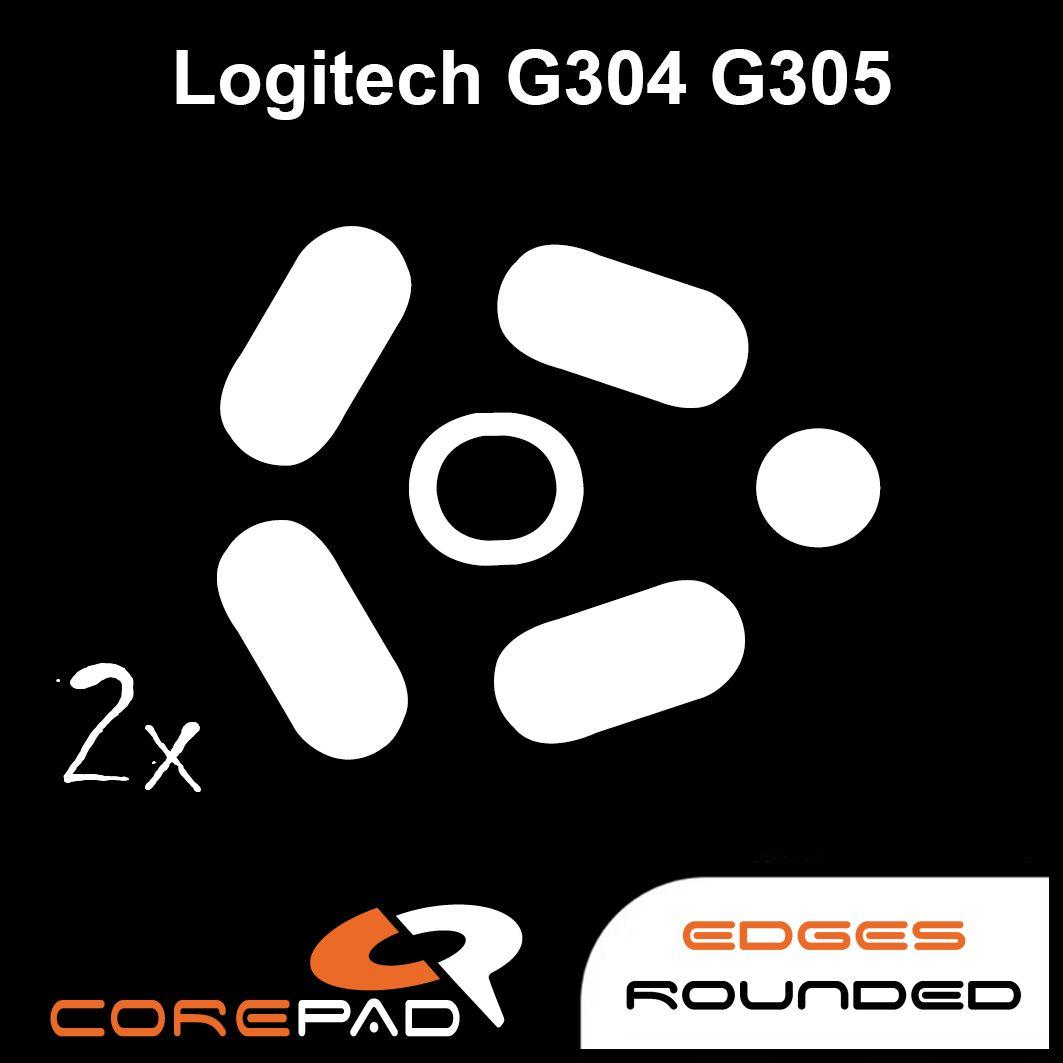 Corepad de - Corepad Skatez PRO 138 Mouse-Feet Logitech G304
