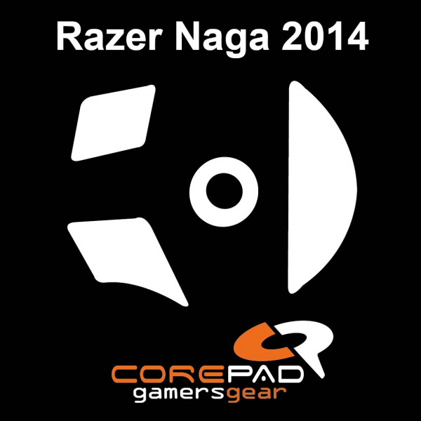 Corepad De Corepad Skatez Pro 90 Mouse Feet Razer Naga